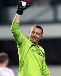 Paddy Kenny, Ireland International