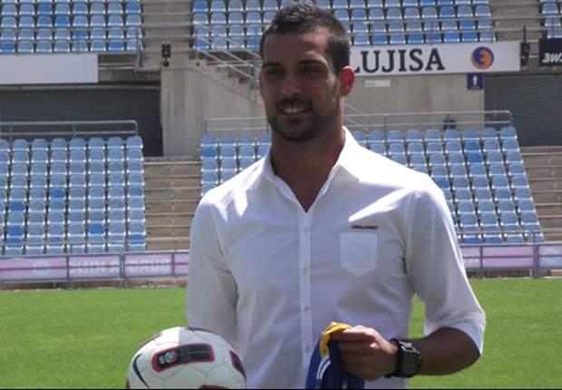 Miguel Ángel Moyá, nuevo futbolista del Atlético de Madrid