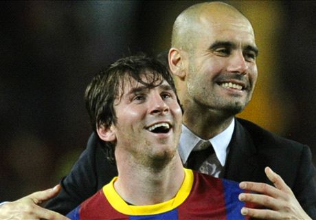 Messi and Pep like father and son - Illgner