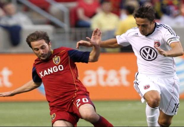 Real Salt Lake 1-1 D.C. United: Traded penalties save draw