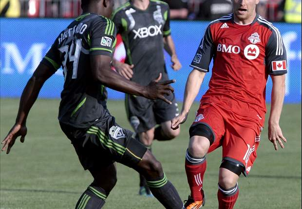 Toronto FC 0-1 Seattle Sounders FC: Fredy Montero's 90th minute free kick secures win