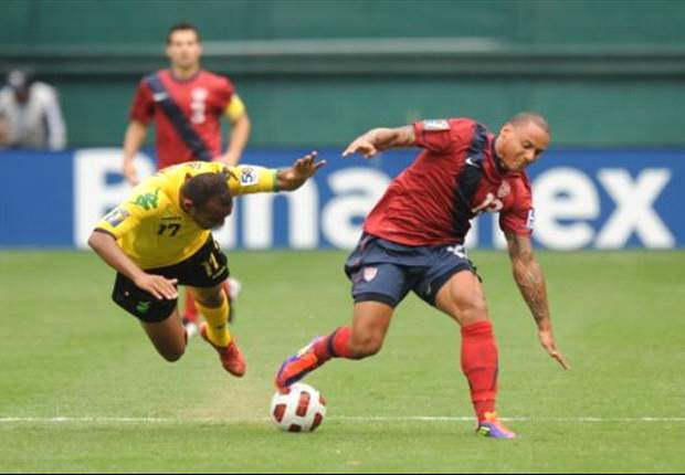 Jamaica 0-2 USA: Americans cruise past Reggae Boyz to move on to semifinals