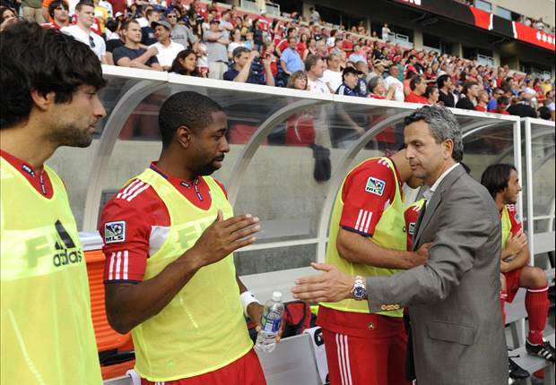 Chicago Fire dismiss Frank Klopas as head coach
