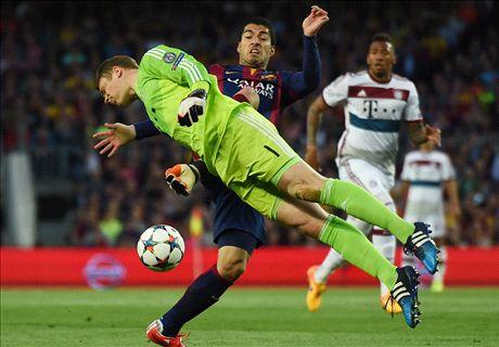 EN VIVO: Barcelona 0-0 Bayern Munich