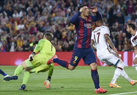 LIVE: Barcelona 0-0 Bayern Munich