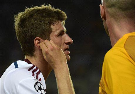Muller: Bayern have blown it