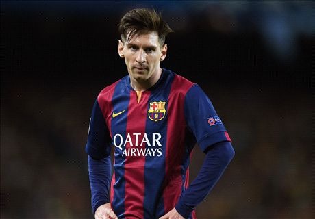 'Athletic don't know how to stop Messi'