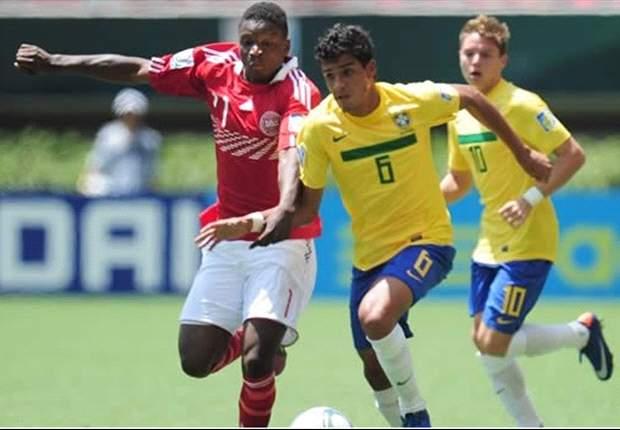 Piala Dunia U-17 - Grup F: Brasil Pukul Denmark
