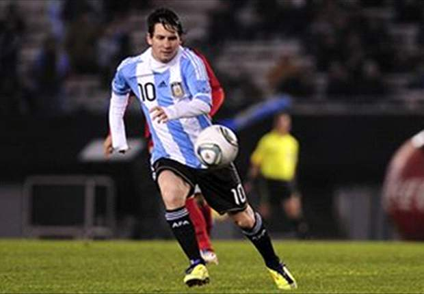 Lionel Messi is the best player in the world at both club and international level - Argentina's Alejandro Sabella