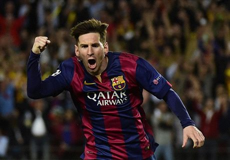 Messi Magic Bests Bayern