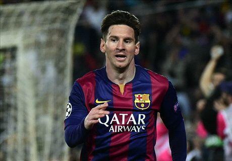 'Lionel Messi just happened'