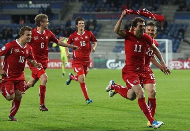 Switzerland U21 1-0 Czech Republic U21 (AET): Mehmedi stunner books final place with Spain