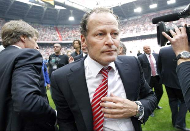 Danny Blind excited to link up with Louis van Gaal