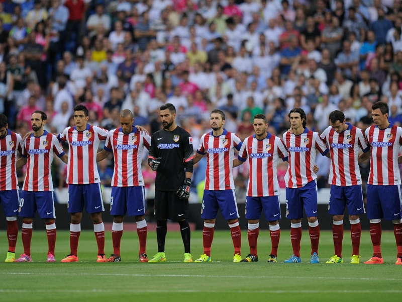 Statistik Lengkap La Liga Spanyol 2014/15 - Atletico Madrid