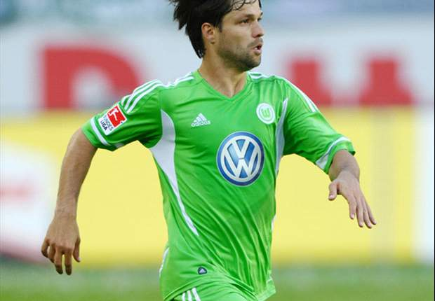 Wolfsburg's Diego rejects Galatasaray for Atletico Madrid - report
