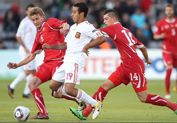 Switzerland U21 0-2 Spain U21: Ander & Thiago wonder goals hand Luis Milla's side European U21 Championship title