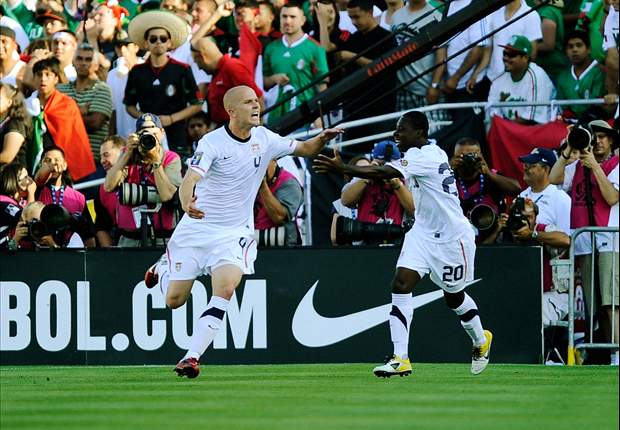 Five points from the USA side in the Gold Cup final
