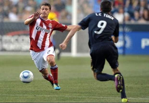 Philadelphia Union 3-2 Chivas USA: Union top Chivas USA in spirited match