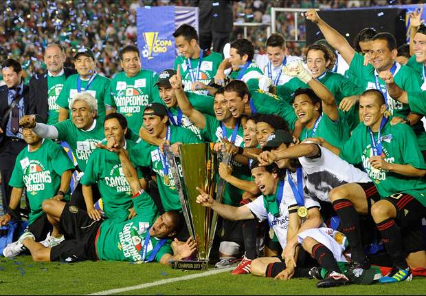 Venues announced for 2013 Gold Cup, Mexico to start at the Rose Bowl