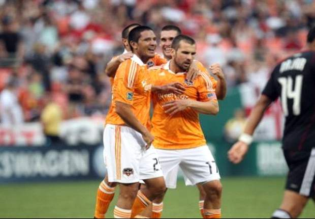 D.C. United 2-2 Houston Dynamo: Last-gasp Brian Ching strike earns draw