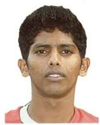 Raju Gaikwad, India International