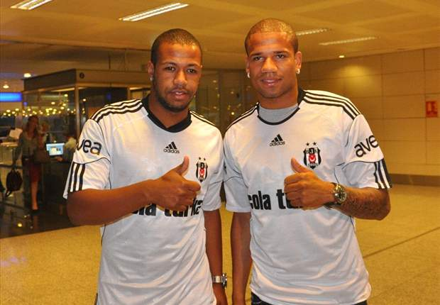 Bebe, Sidnei & Julio Alves forced to train away from rest of Besiktas squad