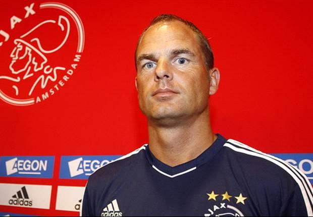 """De Boer: """"Verwacht dat transfer wel goed komt"""""""