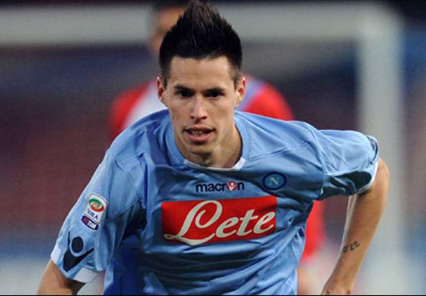 Marek Hamsik would consider move but Napoli chief claims he is off the market