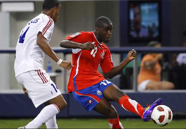 Arsenal closing in on Costa Rica's Joel Campbell
