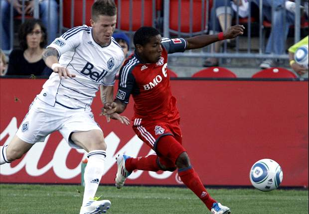 Toronto FC 2-1 Vancouver Whitecaps: TFC wins Canadian title once again