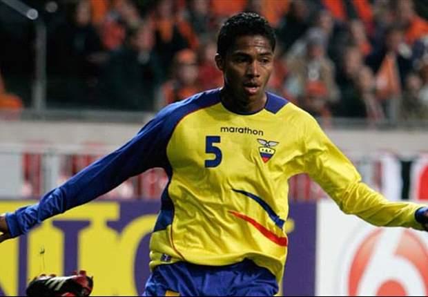 Ecuador's Antonio Valencia ruled out of decisive Brazil clash