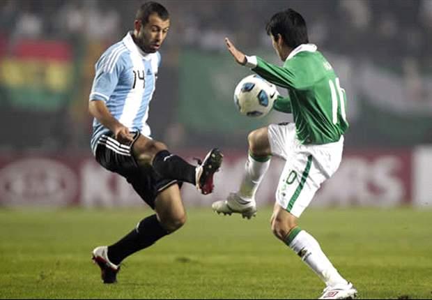 Super-sub Sergio Aguero rescues Argentina as Lavezzi, Tevez & Messi combination fails to ignite