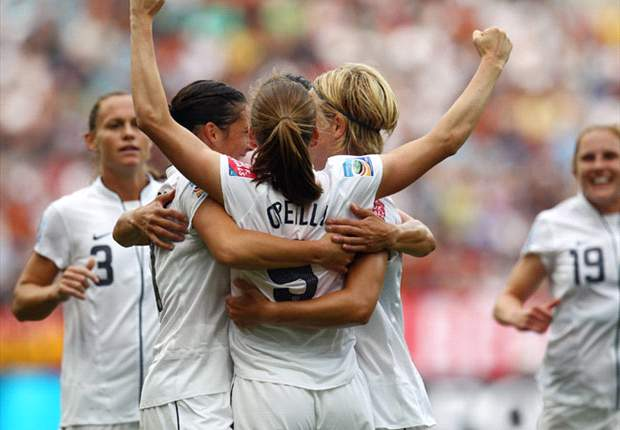 U.S. women's national team will face Sweden in its final group match to determine which team it will face in quarterfinals