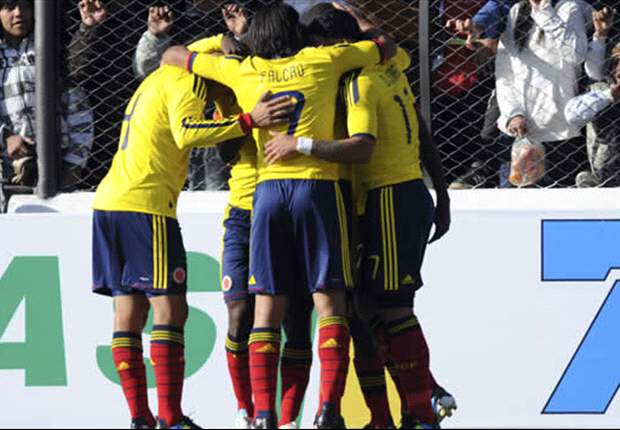Colombia 1-0 Costa Rica: Solitary Adrian Ramos Goal Sends Hernan Gomez's Side Top Of Group A