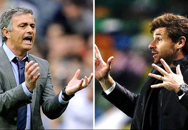"""Villas-Boas: """"Quizás Mourinho sea el mejor técnico de la historia"""""""