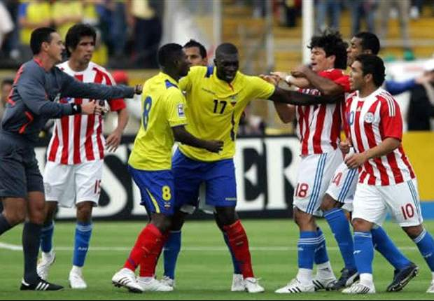 Paraguay 0-0 Ecuador: Stalemate In Santa Fe Leaves Group B All Square