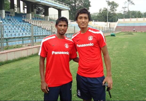 Dias (left) also wants to join the ISL bandwagon