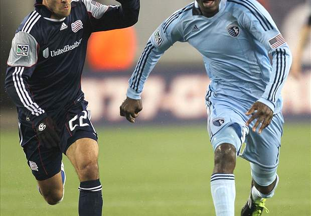 New England trades Feilhaber to Sporting Kansas City in MLS blockbuster