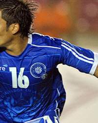 Jaime Alas, El Salvador International