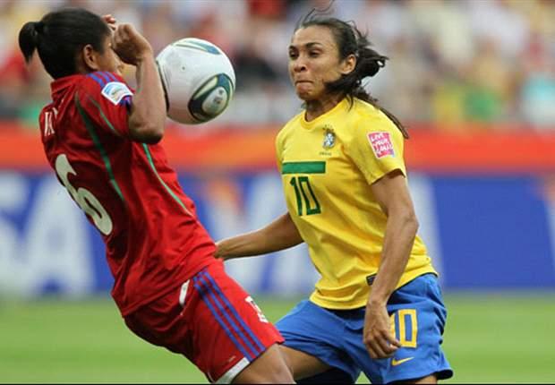 Marta tentará sexto título de Melhor do Mundo