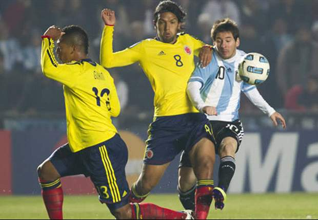 Argentina 0-0 Colombia: Copa America host disappoints again in Santa Fe stalemate