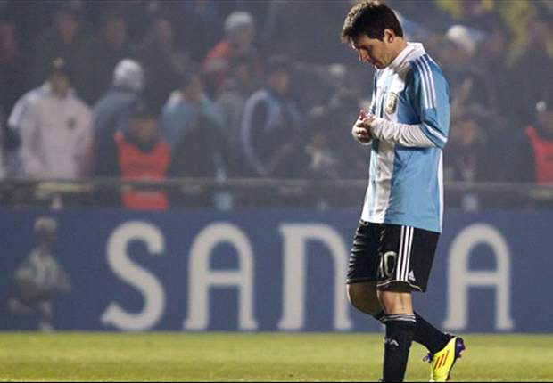 Barcelona's Lionel Messi 'Hurt' By Argentina's Poor Copa America Run