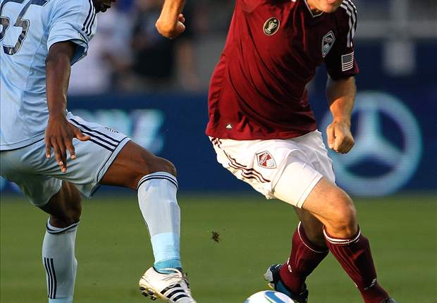 Sporting Kansas City 1-1 Colorado Rapids: KC extends league unbeaten run to nine