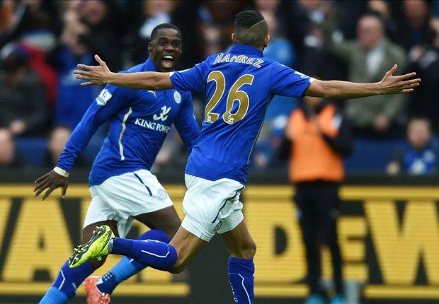Leicester City 2–0 Southampton: Mahrez double edges Foxes closer to safety