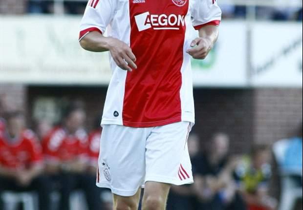 """Rits: """"Nog niet klaar bij Ajax"""""""