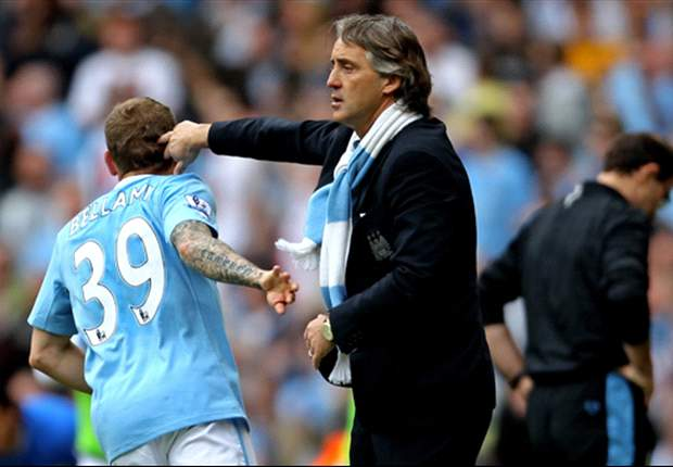 Craig Bellamy has lifted the lid on the tension between him and Roberto Mancini