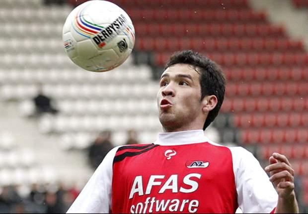 Celso Ortiz no quiere seguir en el AZ Alkmaar
