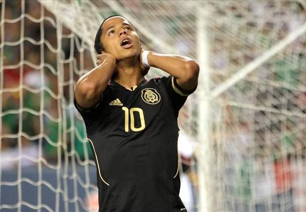 Giovani dos Santos likely to start on bench vs. South Korea
