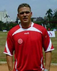 Cristian Gonzales, Indonesia International