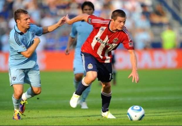 Sporting Kansas City 1-1 Chivas USA: Sporting pulls out late draw with Chivas USA